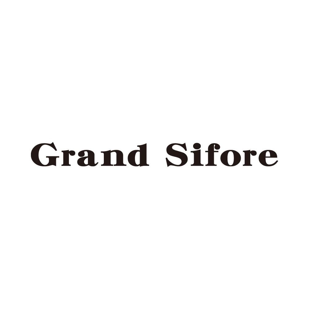 Grand Sifore/グランシフォレ 水牛 デザイン ネックレス