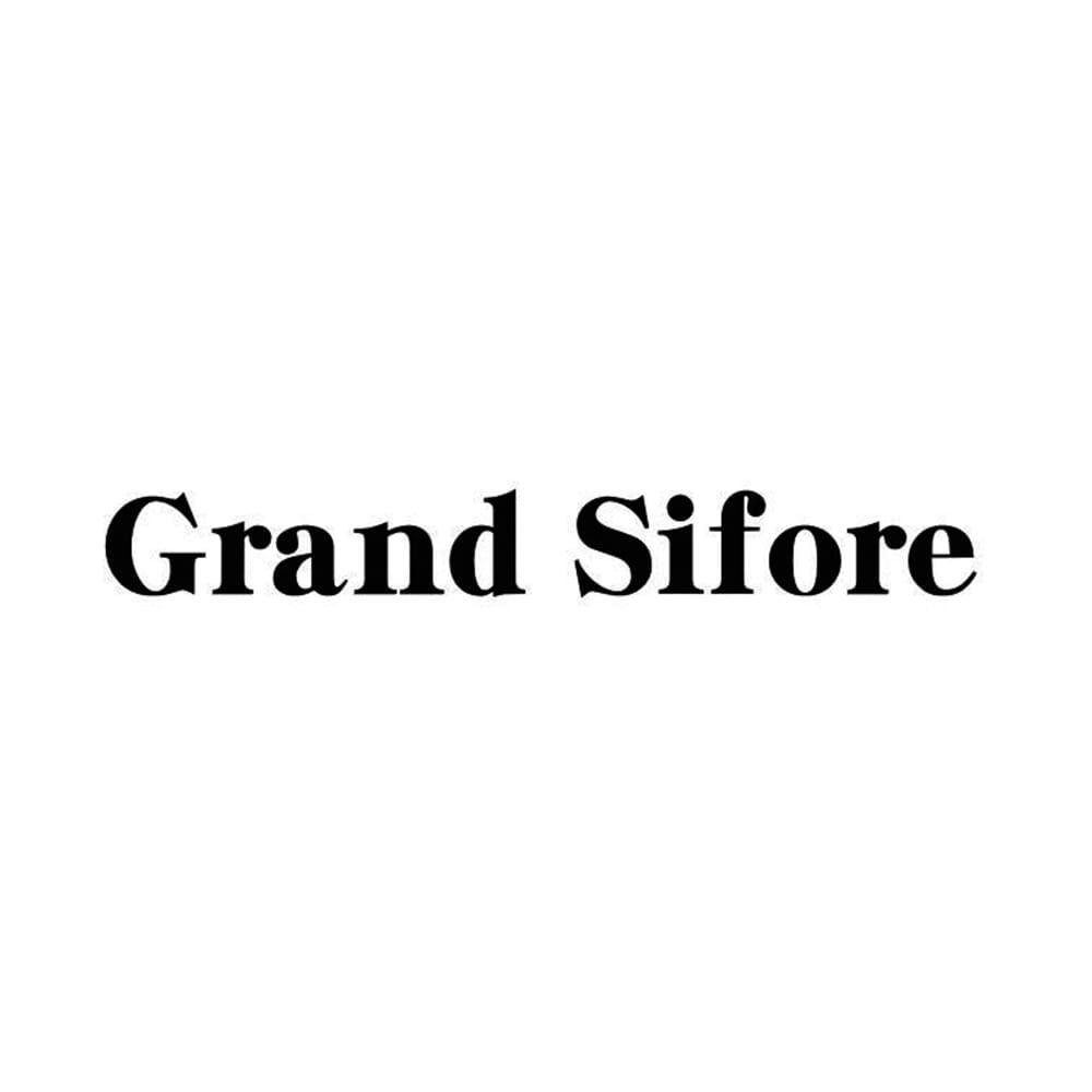 Grand Sifore/グランシフォレ 水牛 デザイン イヤリング・ピアス