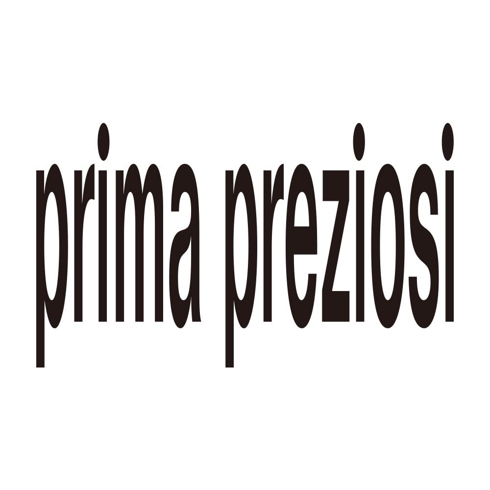 Prima Preziosi/プリマプレッジオシ SV レザー チョーカー(イタリア製)