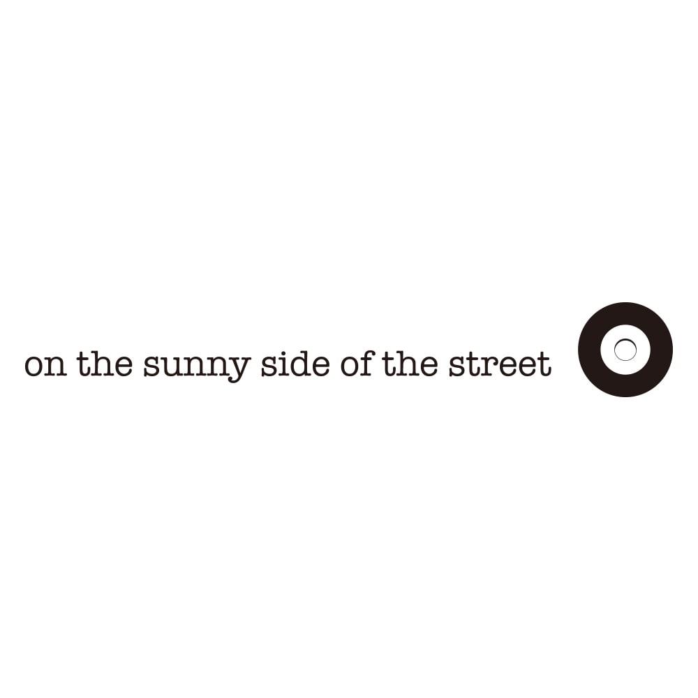 on the sunny side of the street/オン・ザ・サニーサイド・オブ・ザ・ストリート ボリューム ウッド バングル