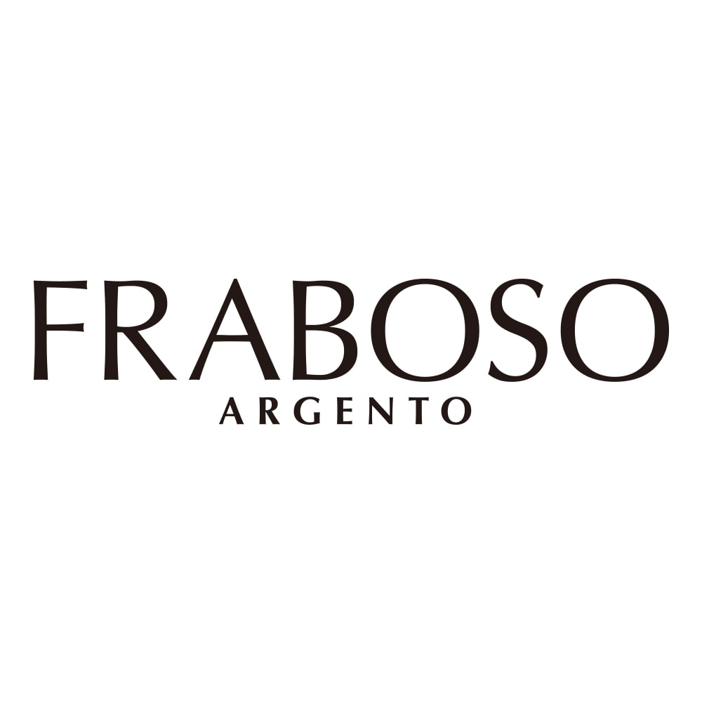 FRABOSO/フラボッソ SV 幅広デザイン リング(イタリア製)