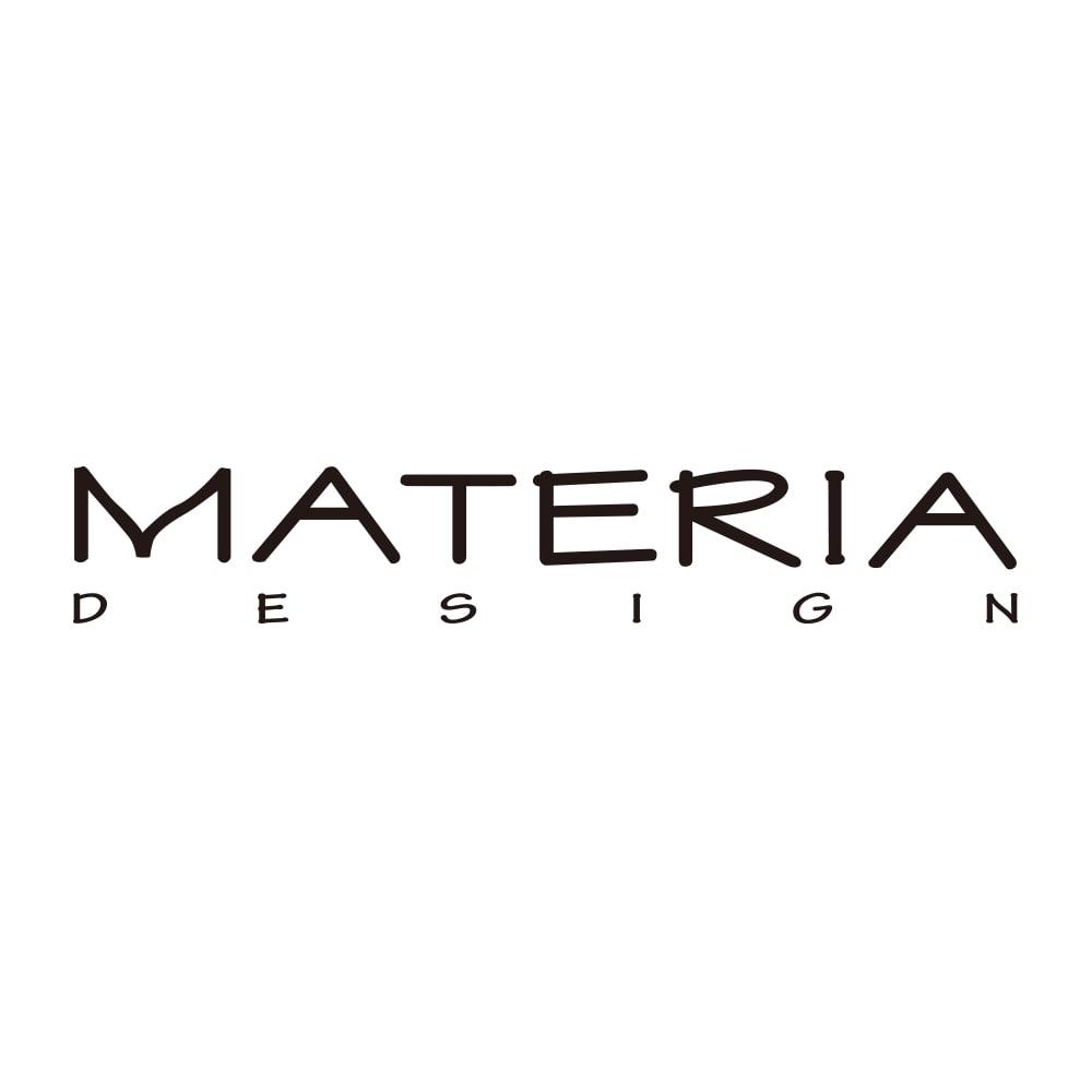 MATERIA DESIGN/マテリアデザイン レザー チョーカーネックレス