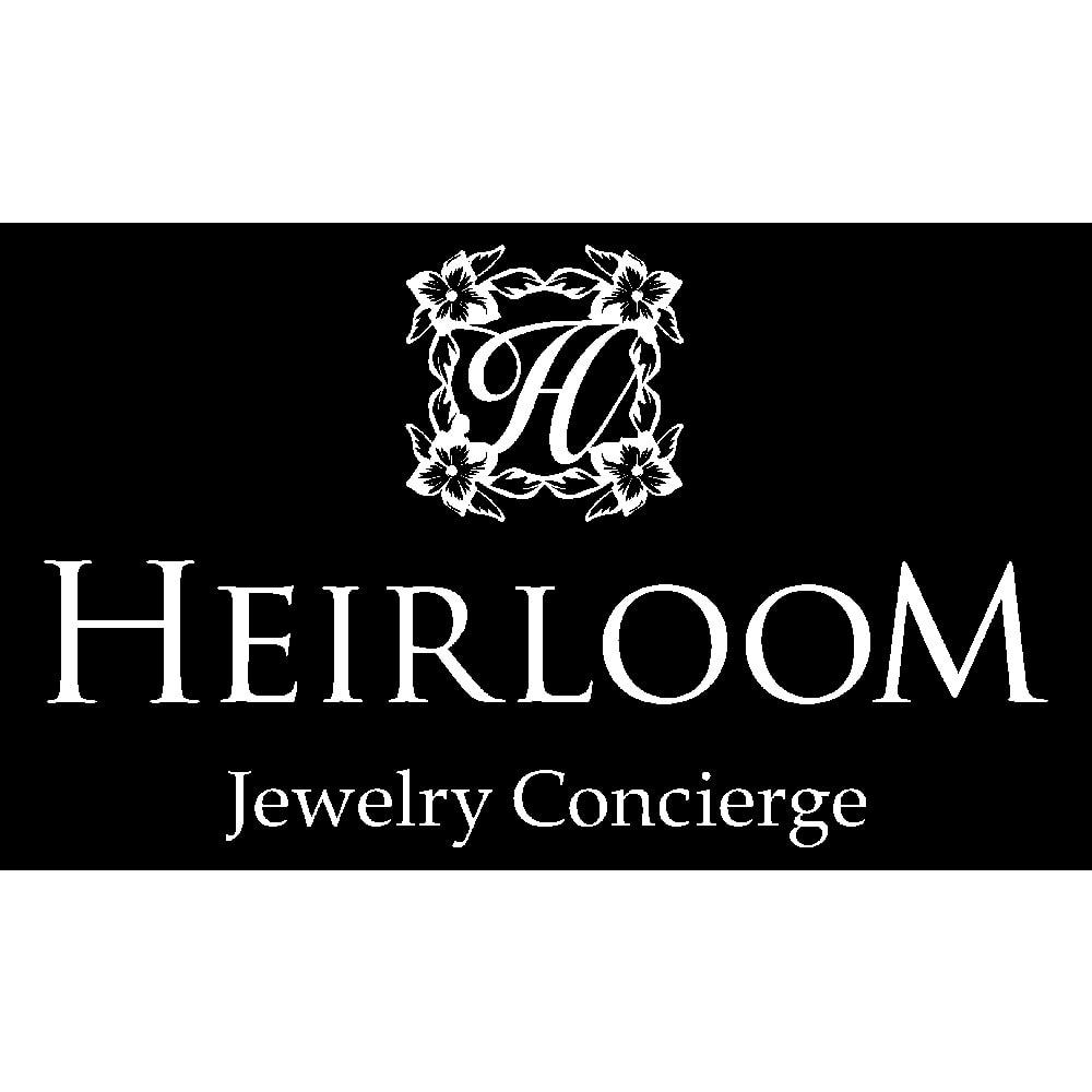 HEIRLOOM/エアルーム SV デザイン ロングピアス