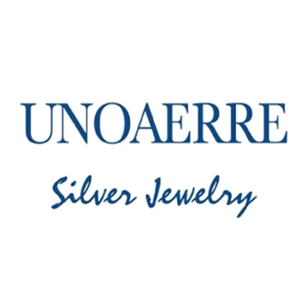 UNOAERRE/ウノアエレ SV デザイン ピアス(イタリア製)