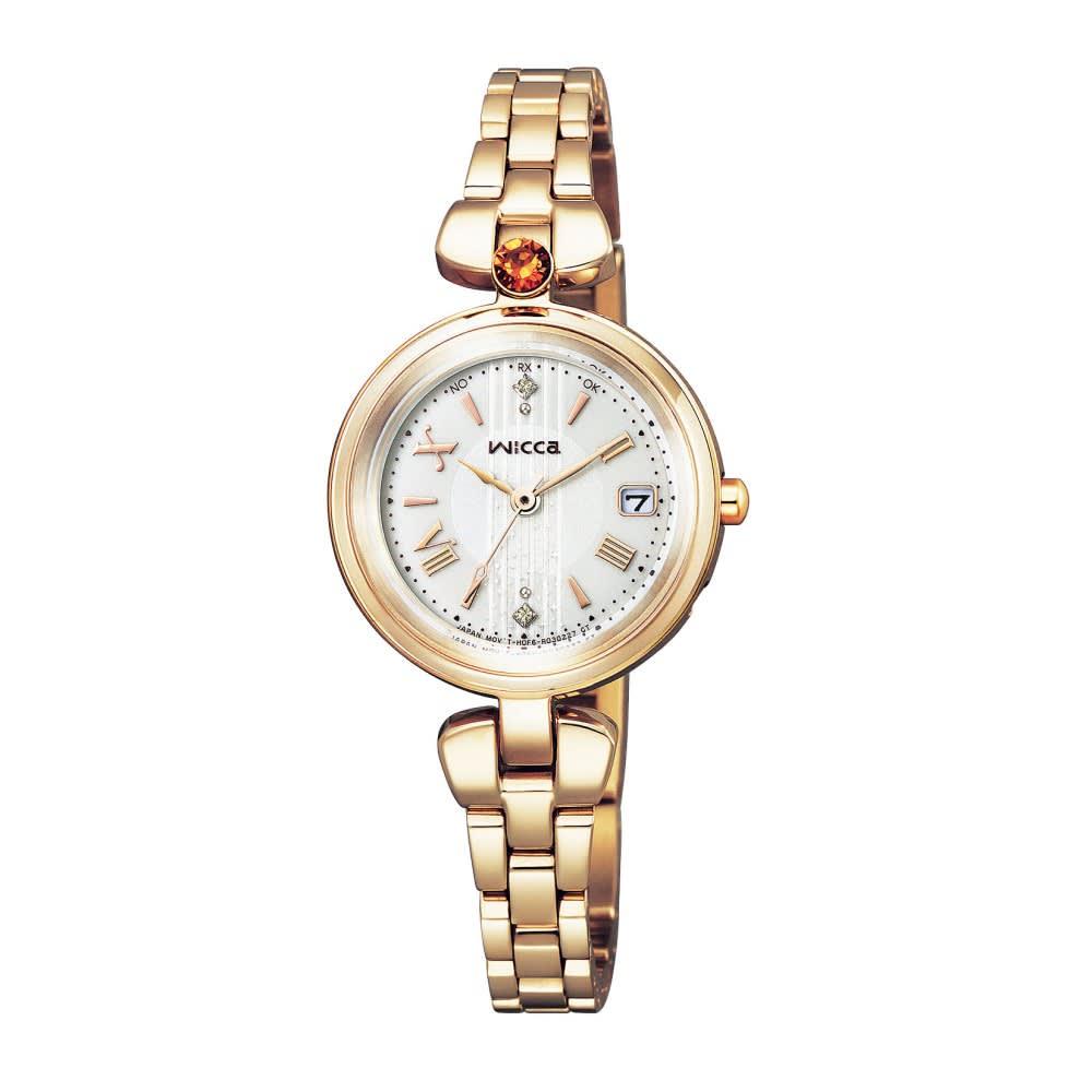 CITIZEN/シチズン WICCA(ウィッカ) KS1-627-91 レディース レディース腕時計