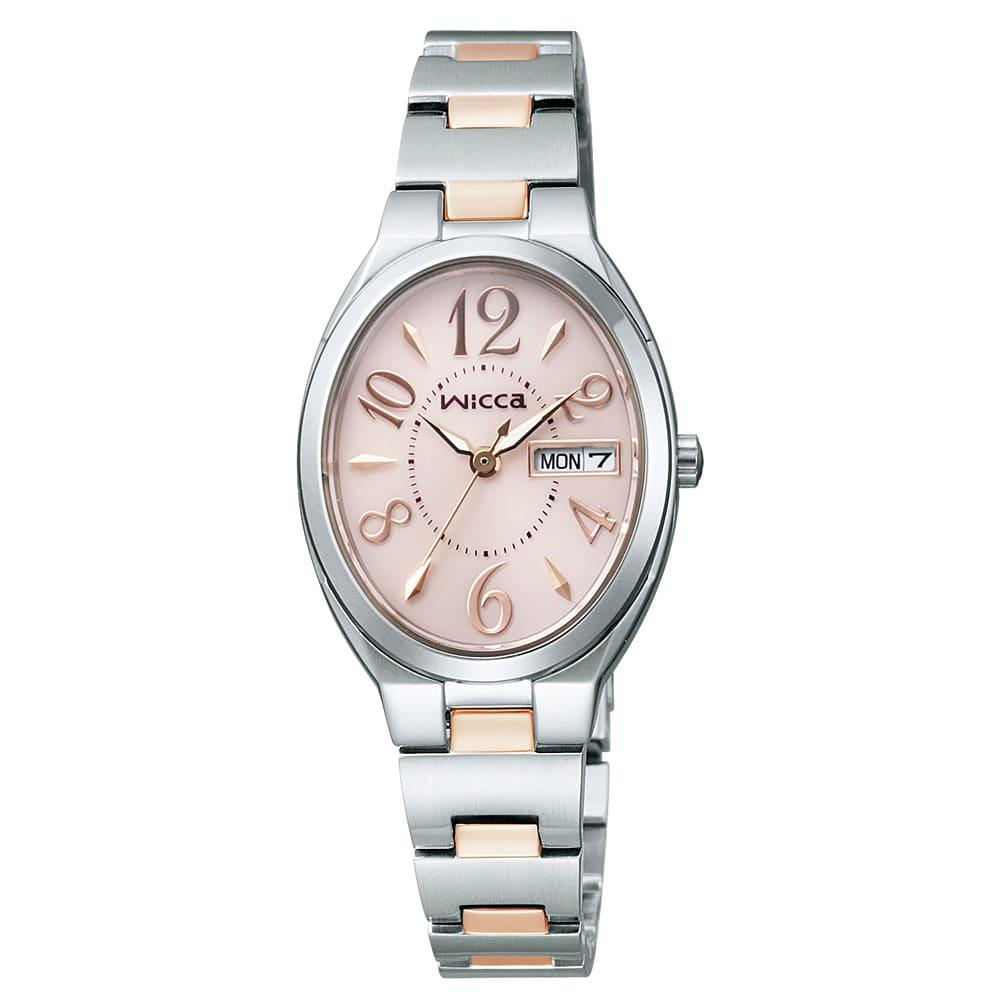 CITIZEN/シチズン WICCA(ウィッカ) ソーラーテック時計 KH3-118-93 【通販】 【レディース・女性】