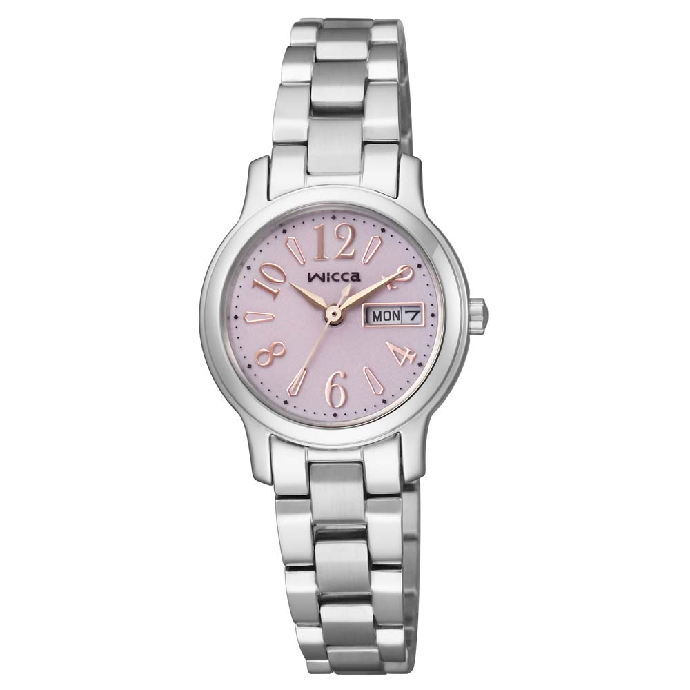 CITIZEN/シチズン WICCA(ウィッカ) ソーラーテック時計 KH3-410-91 【通販】 【レディース・女性】