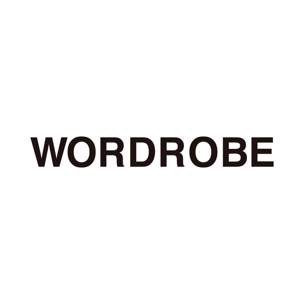 WORDROBE/ワードローブ スパンコールデザイン Tシャツ