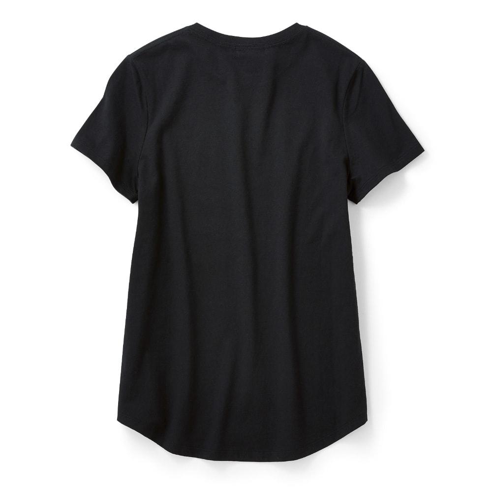 WORDROBE/ワードローブ スパンコールデザイン Tシャツ Back Style