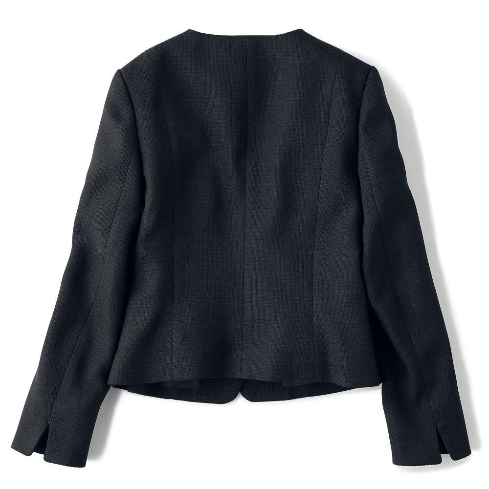 ハレの日3点セット ジャケット Back Style