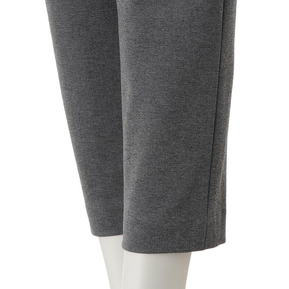 モックロディ 9分丈パンツ 裾
