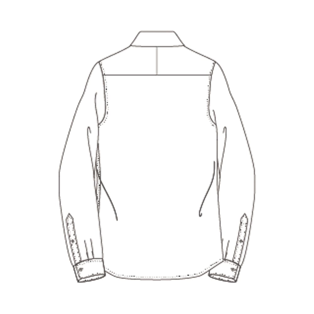 SCENE/シーン ツイルシャンブレー シャツ(日本製)