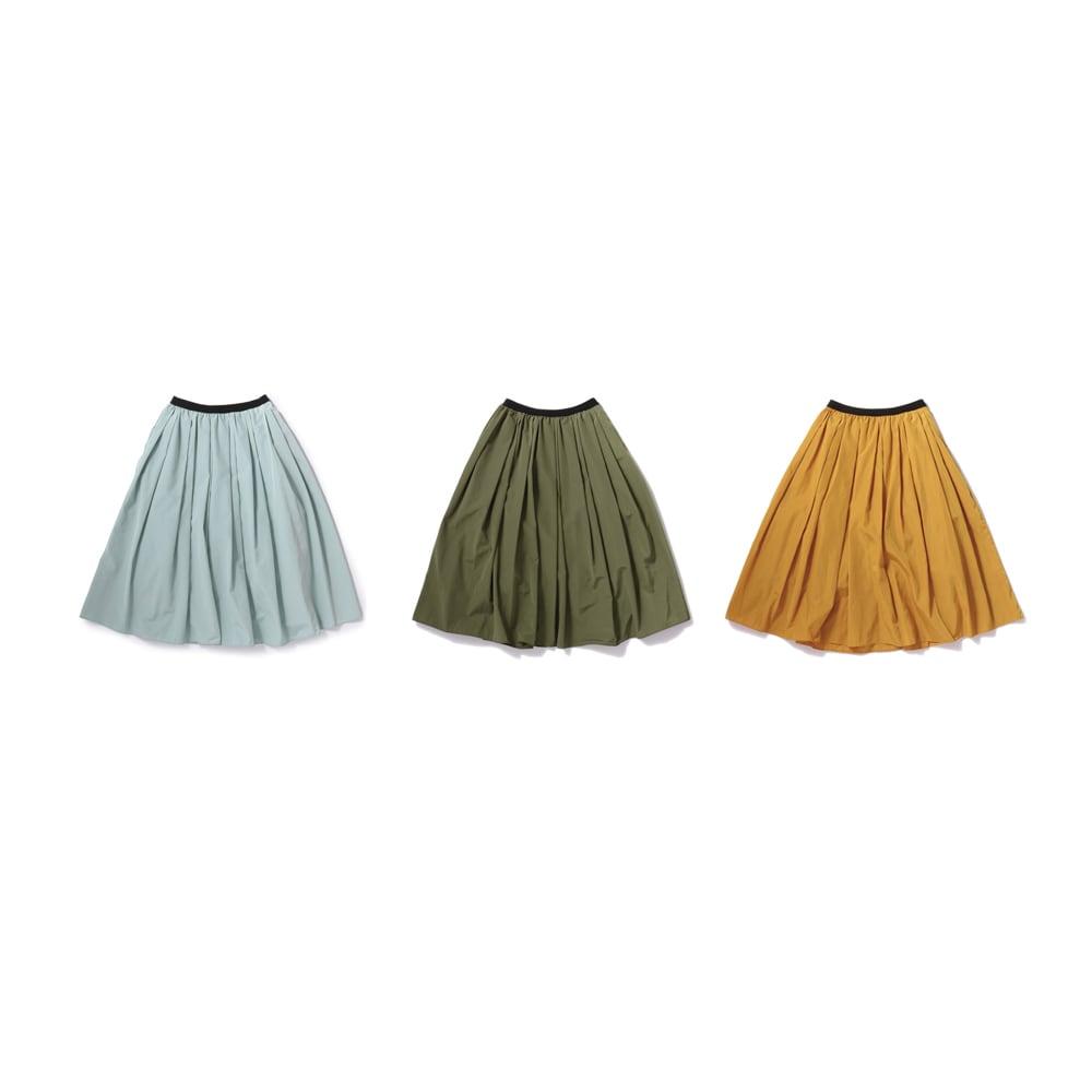 (総丈73cm)TRECODE/トレコード 神戸・山の手スカート 総丈73cm ※今回こちらのお色の販売はございません。参考画像です。