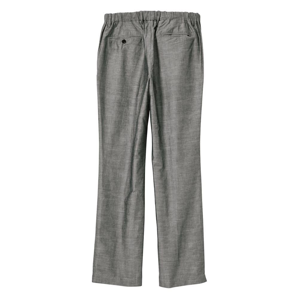 「Herdmans Linen」 イージーパンツ Back Style