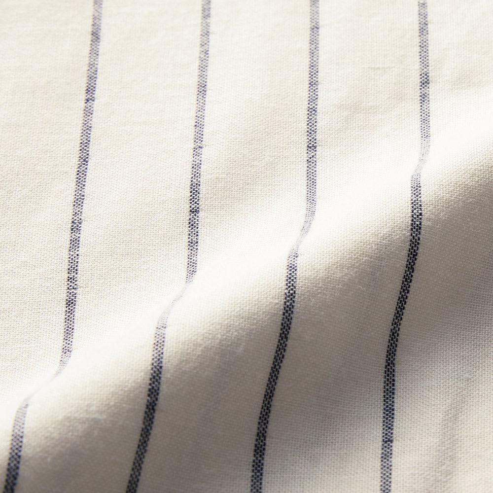 コットンシルク 二重ガーゼ シャツパジャマ