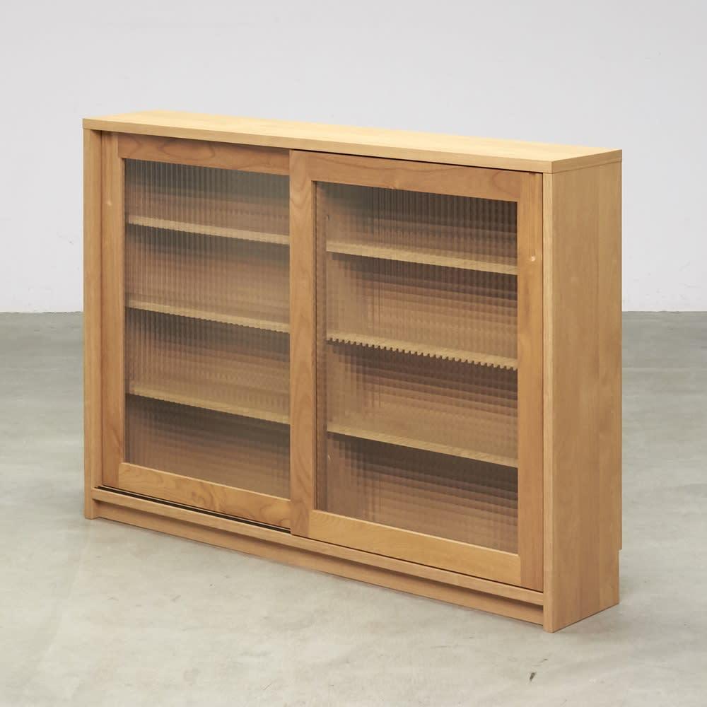 【レンタル仮申込】Pippi/ピッピ カウンター下収納庫 引き戸 幅120奥行23cm コンパクトでも充実の収納ボリュームでキッチンもあっという間にすっきり。