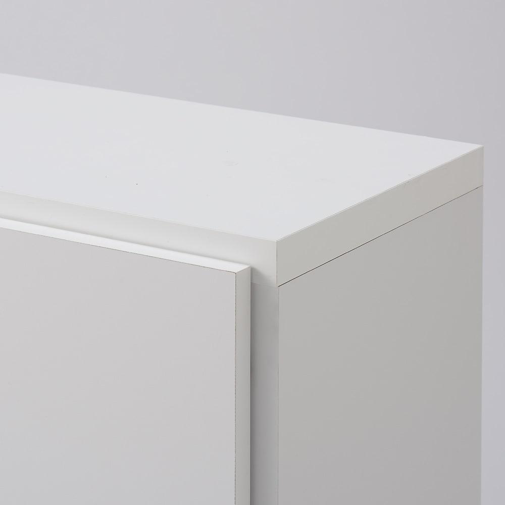 【レンタル商品】組立不要1cmピッチ頑丈棚板本棚 扉タイプ 幅60奥行31cm