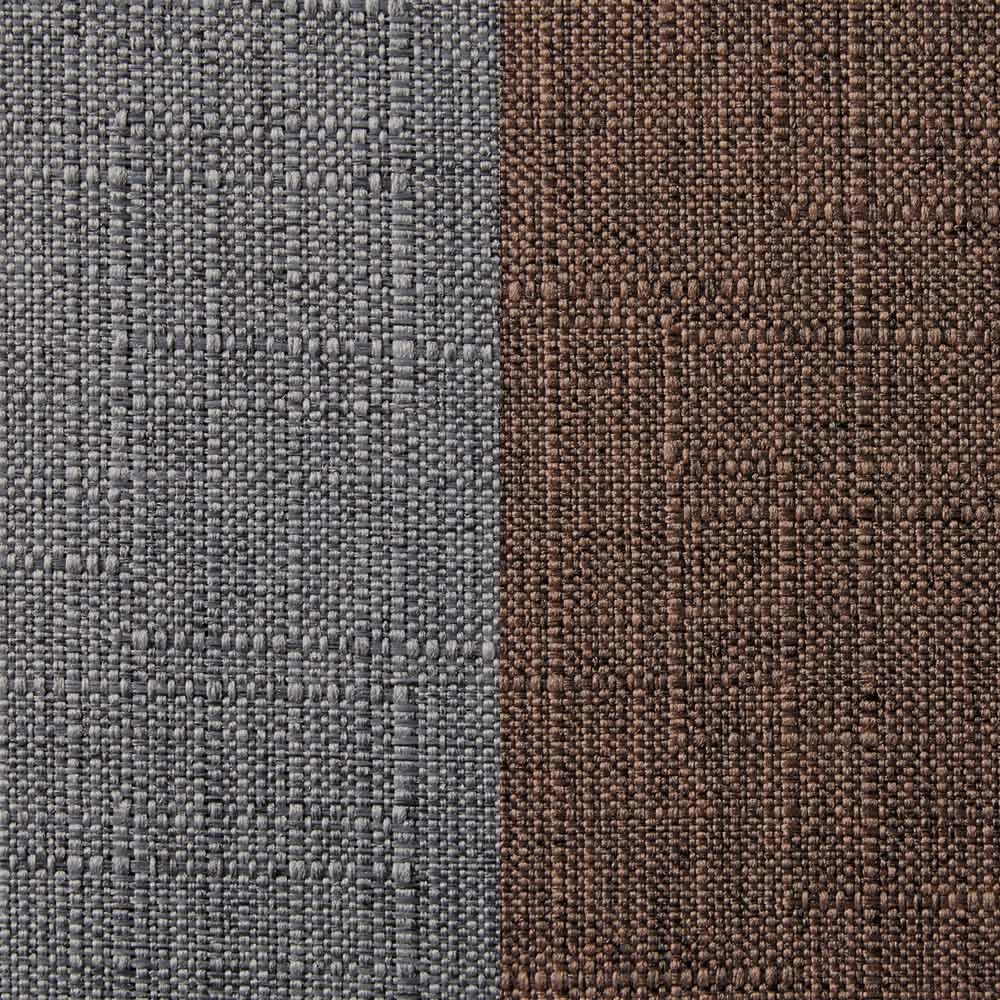 【レンタル商品】デザインにこだわったソファベッド 幅176cm奥行70cm 左から(ア)ダークグレー (イ)ダークブラウン 滑らかな風合いの肌ざわりのいいファブリックを使用しました。