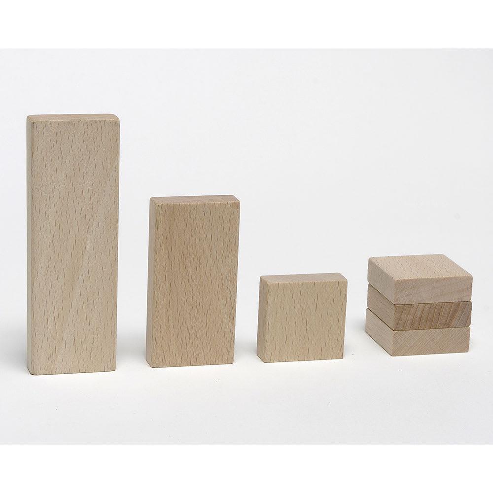 くもん/クリエイティブつみき112|知育玩具 つみきは3種類!