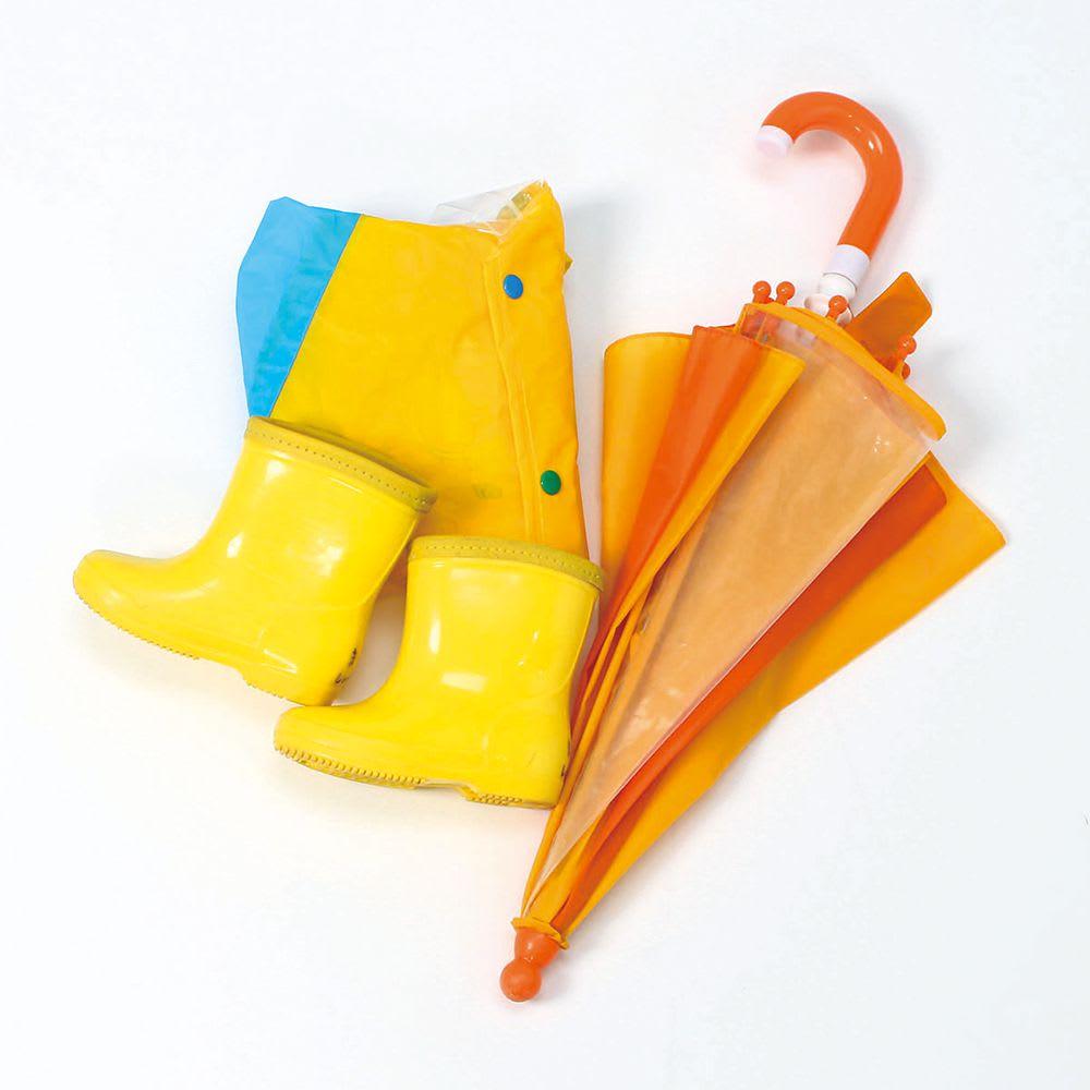 ベビーカーサイドポケット(傘ホルダー付) 収納例1