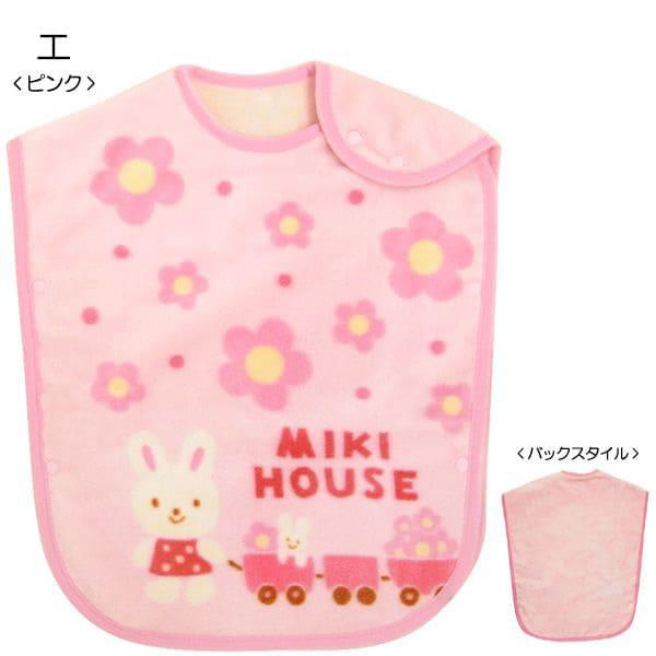 miki HOUSE(ミキハウス)/コットンスリーパー|ベビー (エ)おはなピンク