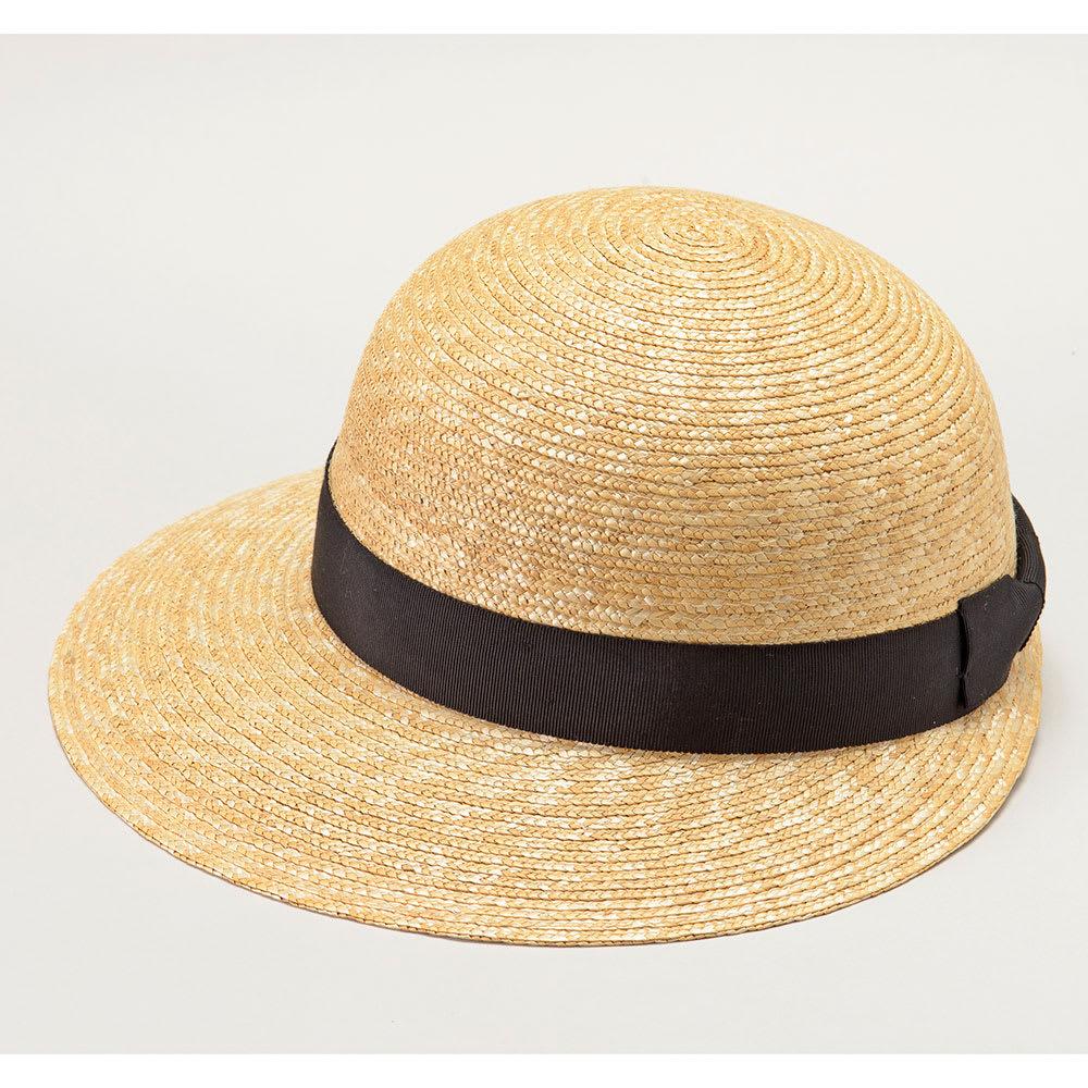 田中帽子店/麦わら帽子 クララ レディース