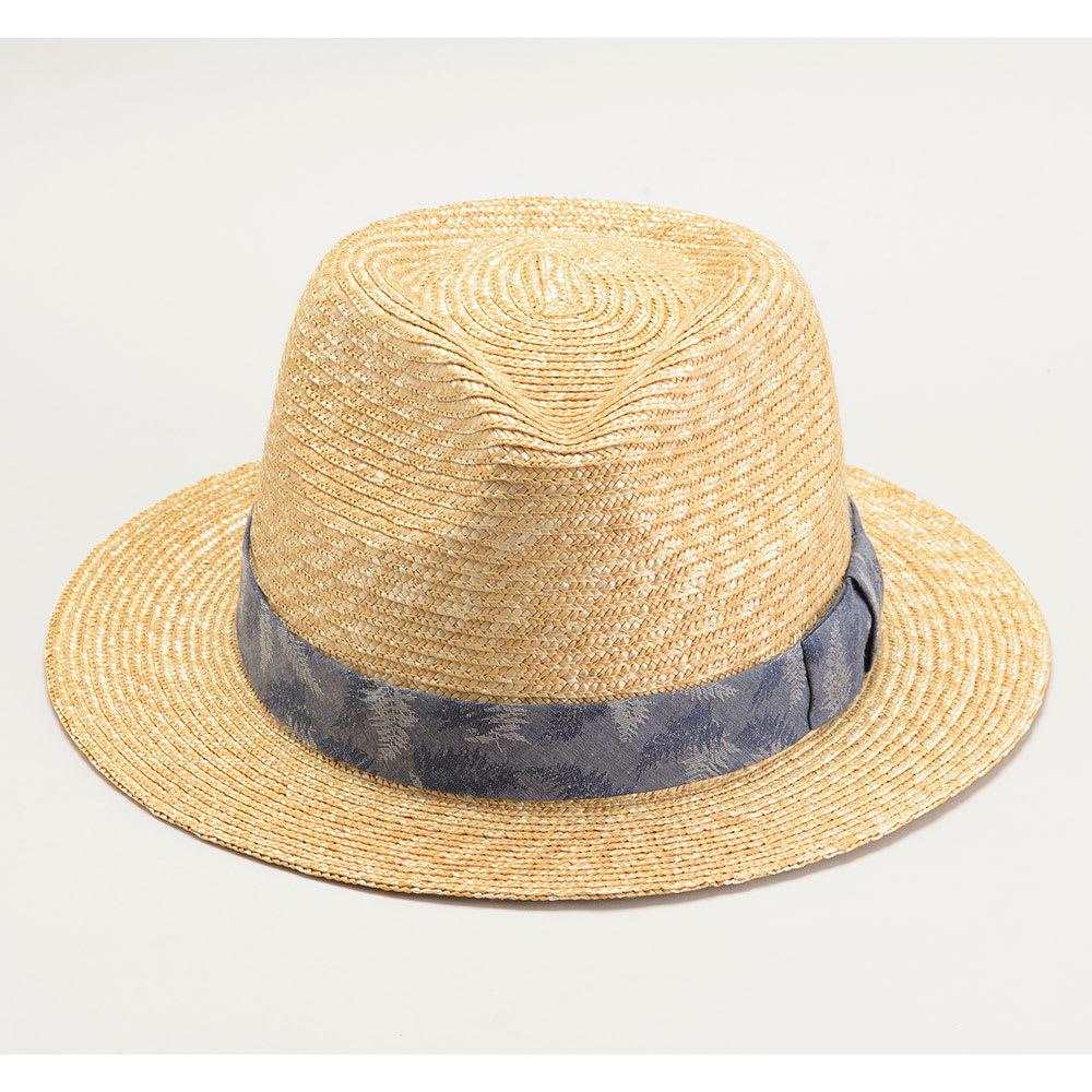 田中帽子店/麦わら帽子 ノラン メンズ