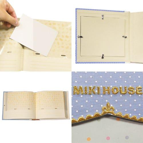 miki HOUSE(ミキハウス)/ファースト フォトアルバム|ベビー