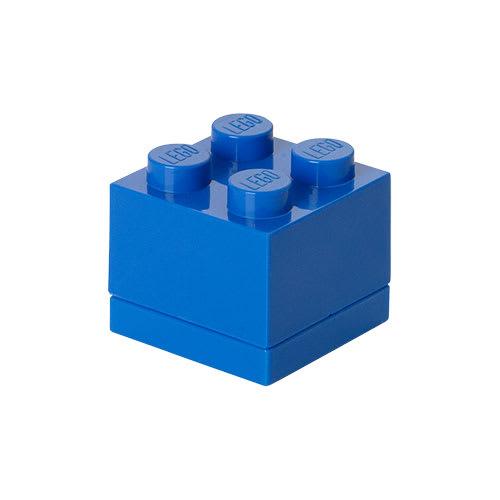 LEGO/レゴ Miniボックス セット (イ)ブルー小