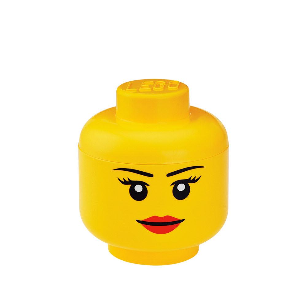 LEGO/レゴ ストレージヘッド Sサイズ (イ)ガール