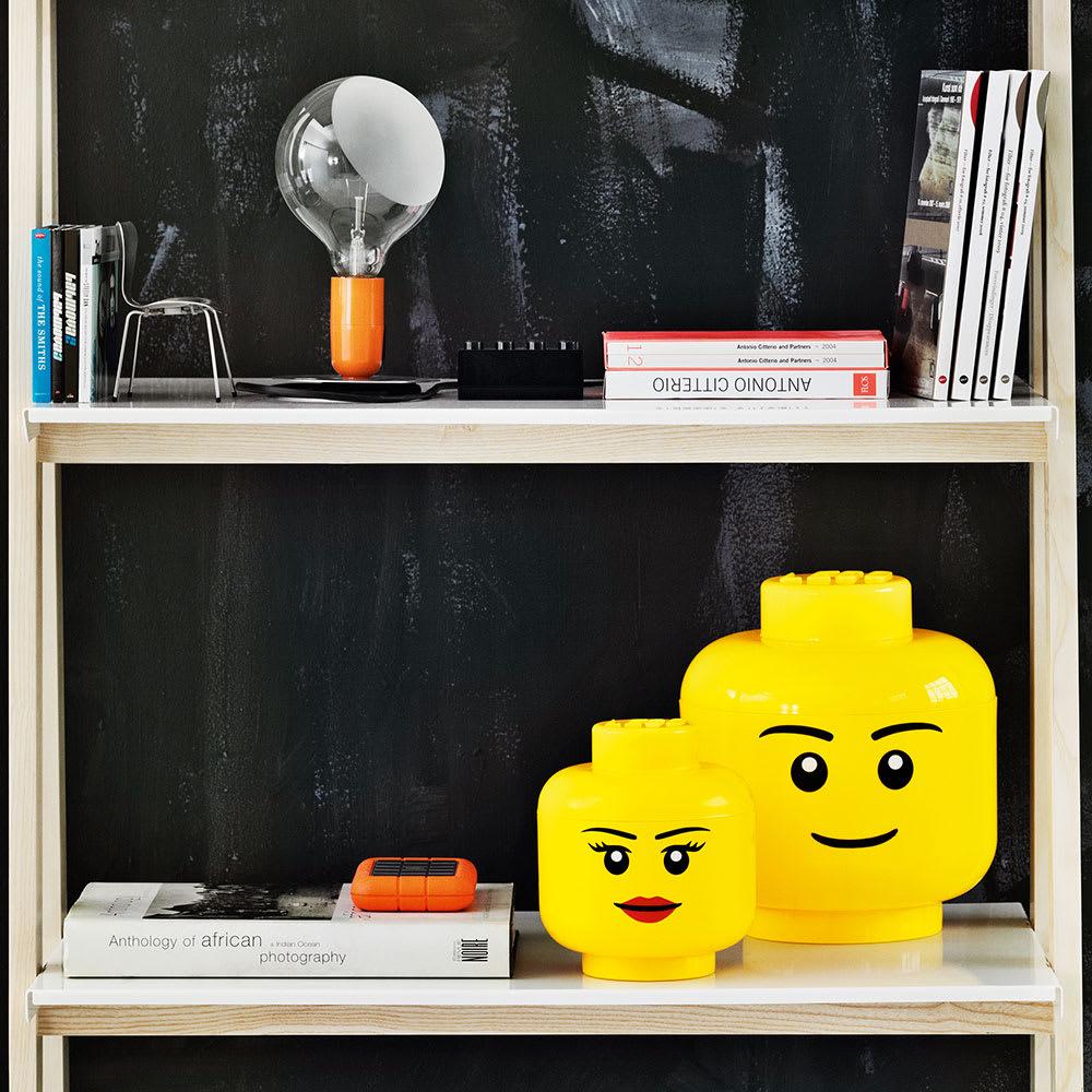 LEGO/レゴ ストレージヘッド Lサイズ