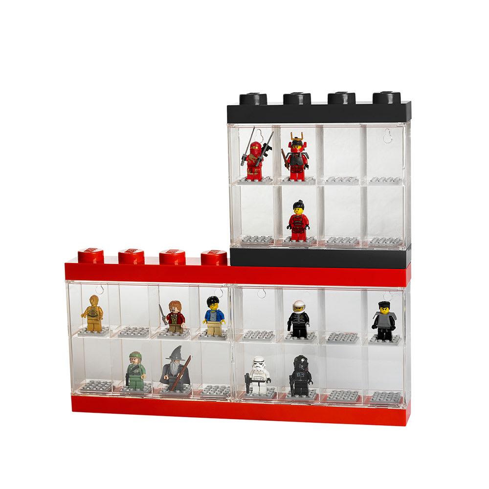 LEGO/レゴ  ミニフィギュア ディスプレイケース16 8体用は商品番号:N399-65になります。