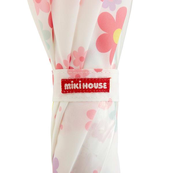 miki HOUSE(ミキハウス)/プッチーうさこ プリント傘45cm