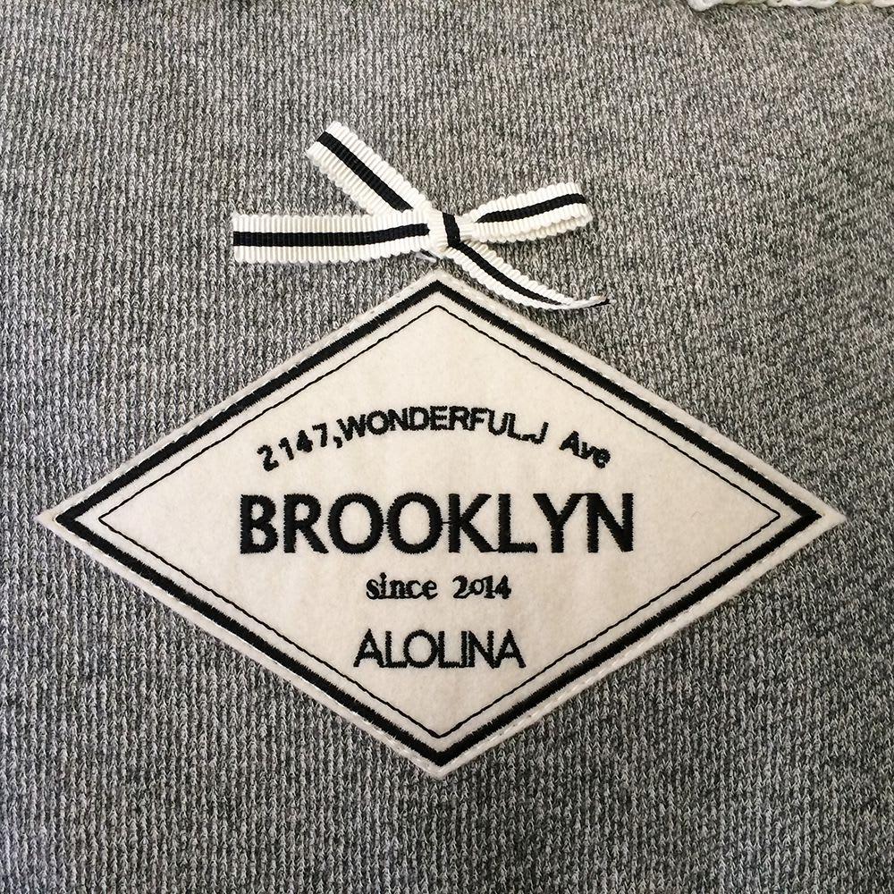 ALOLINA(アロリナ)/クロスケース Lサイズ|Brooklyn(ブルックリン)