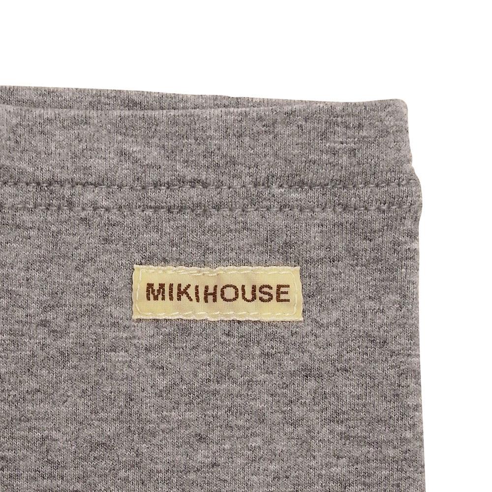 miki HOUSE(ミキハウス)/裾フリルレギンス風6分丈パンツ(80-130cm)