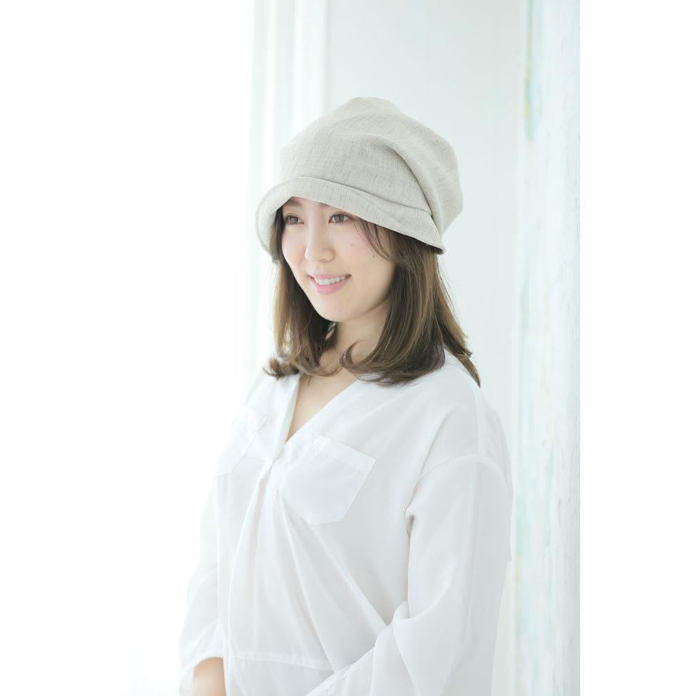 ORIHARA STYLE(オリハラスタイル)/女優帽 つば上げ