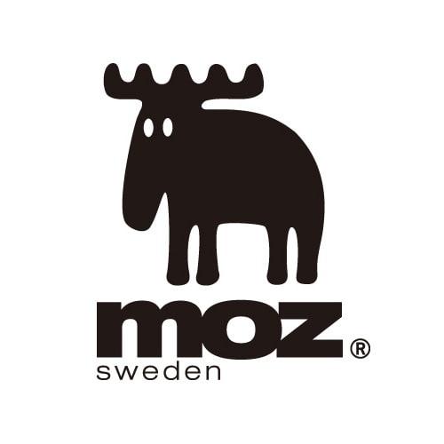 moz(モズ)/デニムストレージ スクエア収納ボックス蓋付き エルク