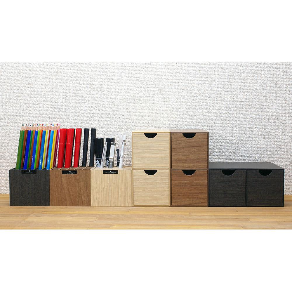 橋本達之助工芸/バスク デスクに使いやすいミニ収納BOX バスクシリーズ
