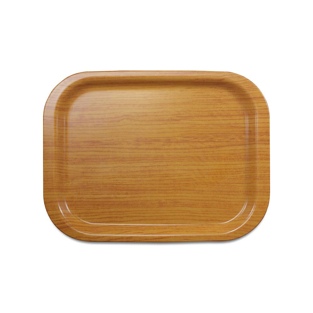 橋本達之助工芸/すべり止め加工の木目調トレー|日本製 (イ)ナチュラル/Mサイズ