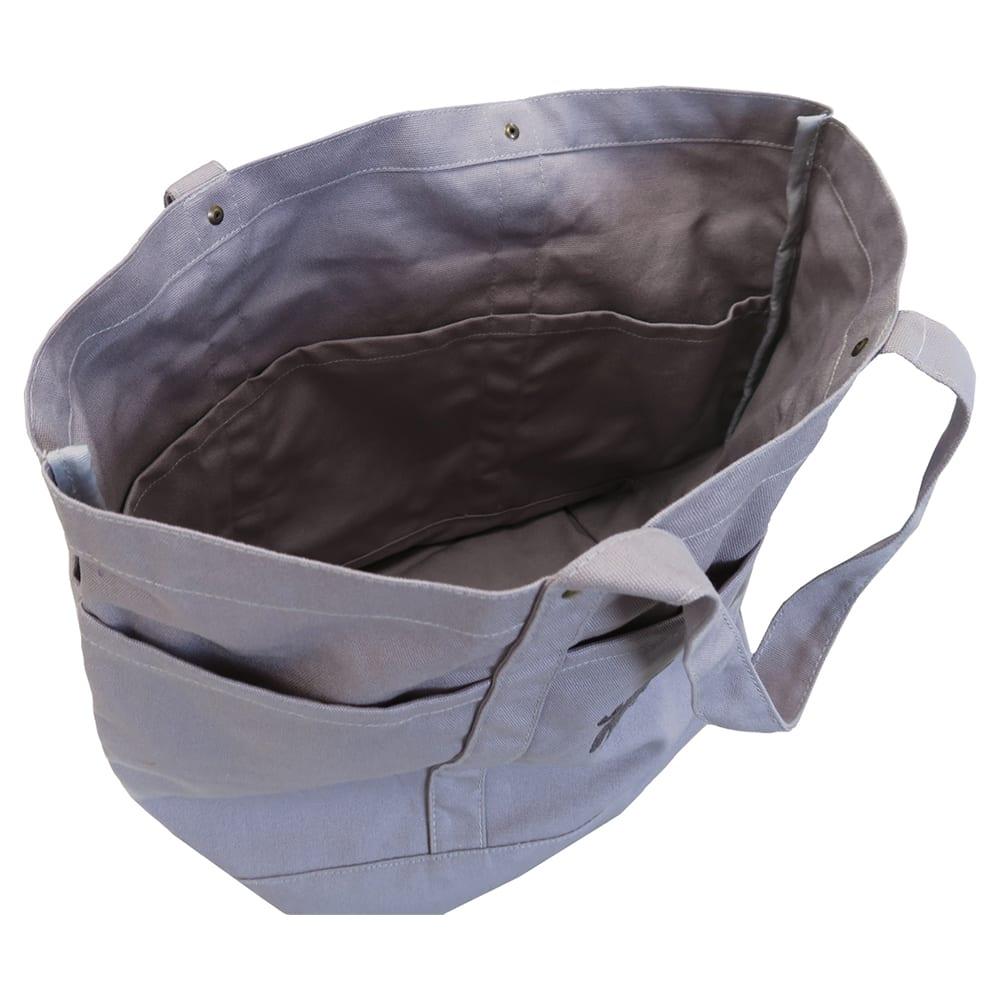 moz(モズ)/帆布トートバッグ Lサイズ|エルク