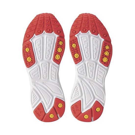 アキレス瞬足/380(19-23cm)|子供靴 (ア)左右非対称ソール