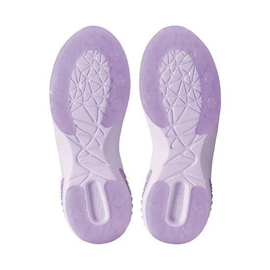 アキレス瞬足/レモンパイ 410(19-23cm)|子供靴 (ウ)左右非対称ソール