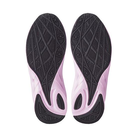 アキレス瞬足/レモンパイ 413(19-23cm)|子供靴 (ア)左右非対称ソール