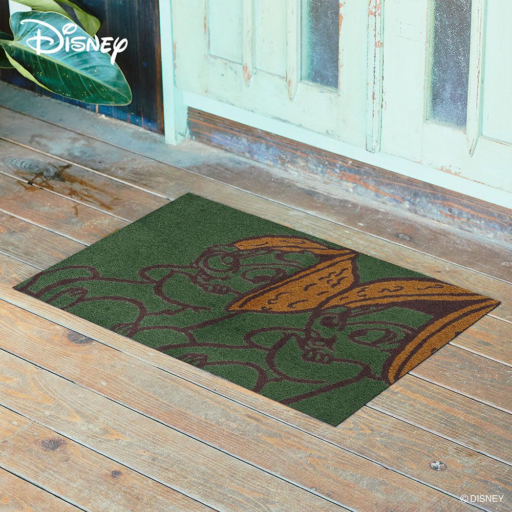 チップとデール/玄関マット 50×75cm|Disney(ディズニー)