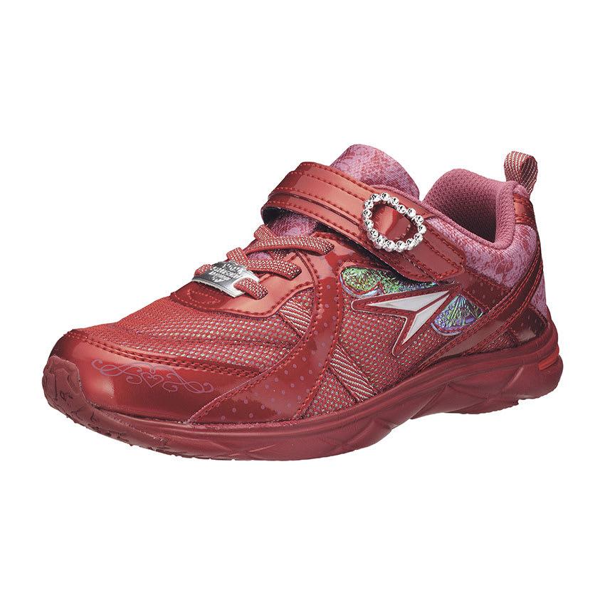 アキレス瞬足/レモンパイ 537(20-23cm) |子供靴 (イ)ローズ
