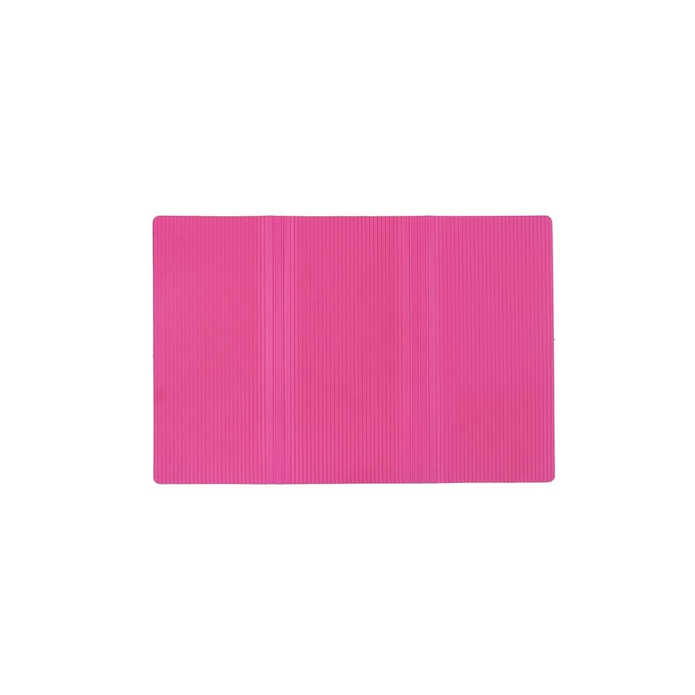 パタッとたためるすのこ レギュラーサイズ長さ90cm (イ)ピンク
