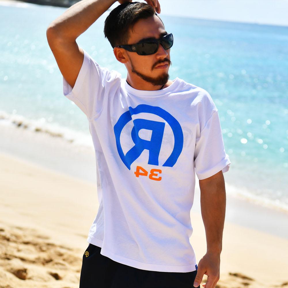 RealBvoice(リアルビーボイス)/リバースプリント Tシャツ