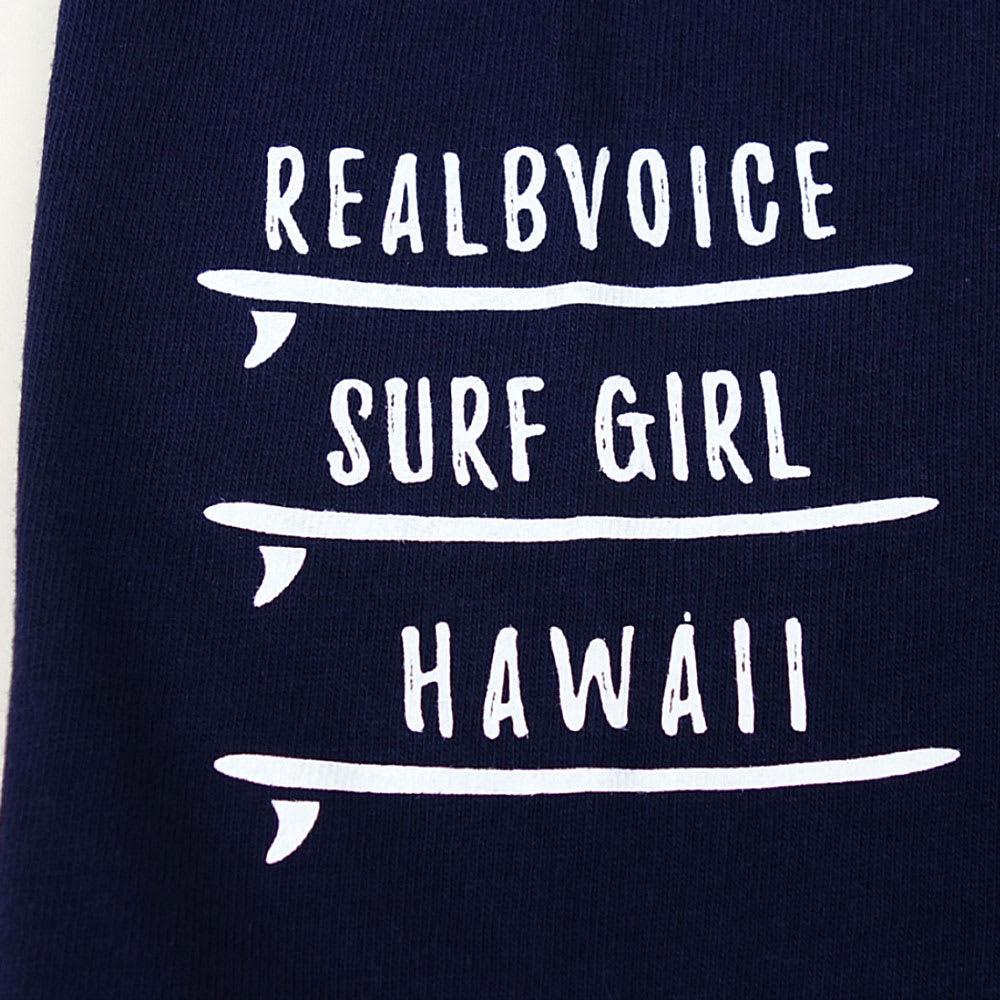 RealBvoice(リアルビーボイス)/サーフボードレディス Tシャツ
