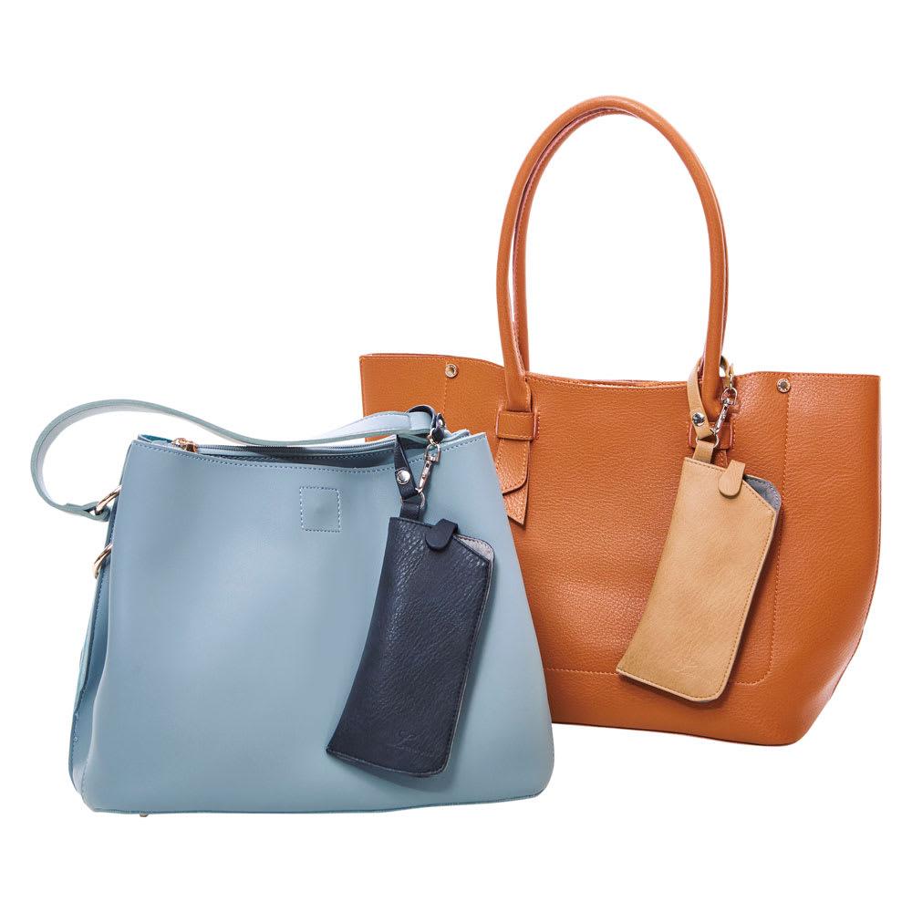 COGIT(コジット)/かばんにつけるメガネポケット バッグに簡単に装着