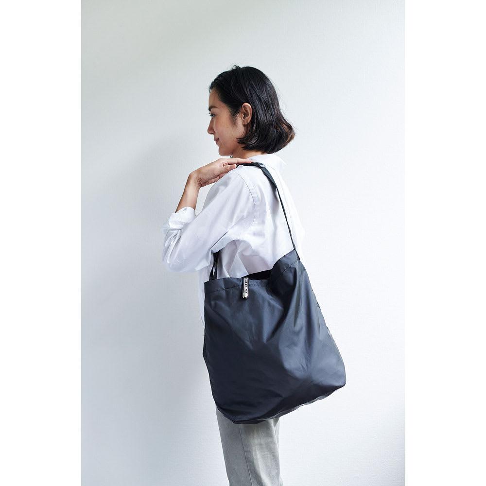 cocoro(コ・コロ)/保冷携帯バッグ ROCCO モデル使用…(エ)ブラック※ショルダー仕様
